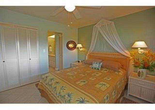 Master Bedroom with Full Bed
