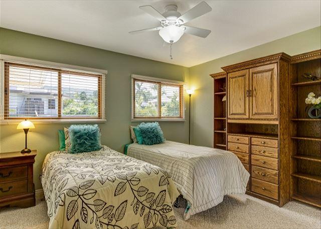 Bedroom 3 Twin Beds
