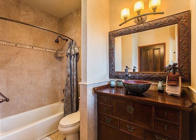 Bathroom 2  upstairs