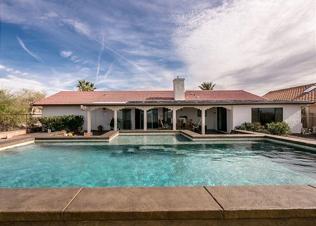 Bullhead City, AZ United States - 833 Indian Head Drive