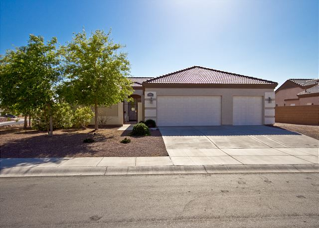 2625 Discovery Road, Bullhead City, AZ (WINTER ONLY) 2BD
