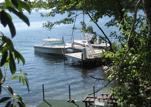 Black Cat Island Lake Winnipesaukee