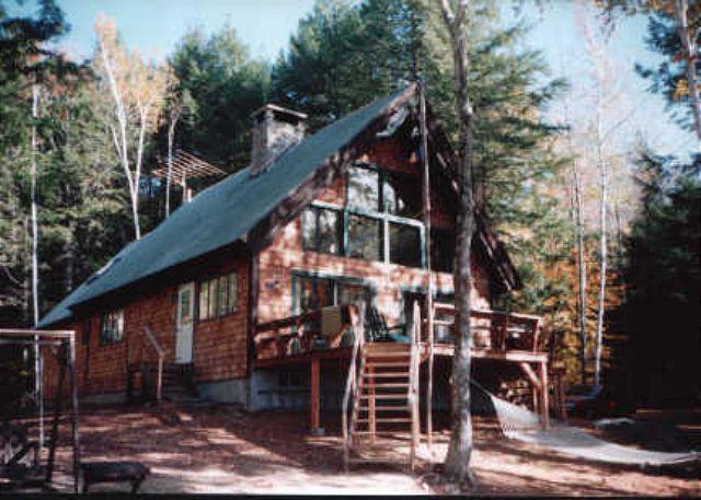 Bearcamp Ponr rental in the Lakes Region