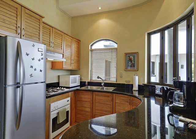 Granite counter-top kitchen