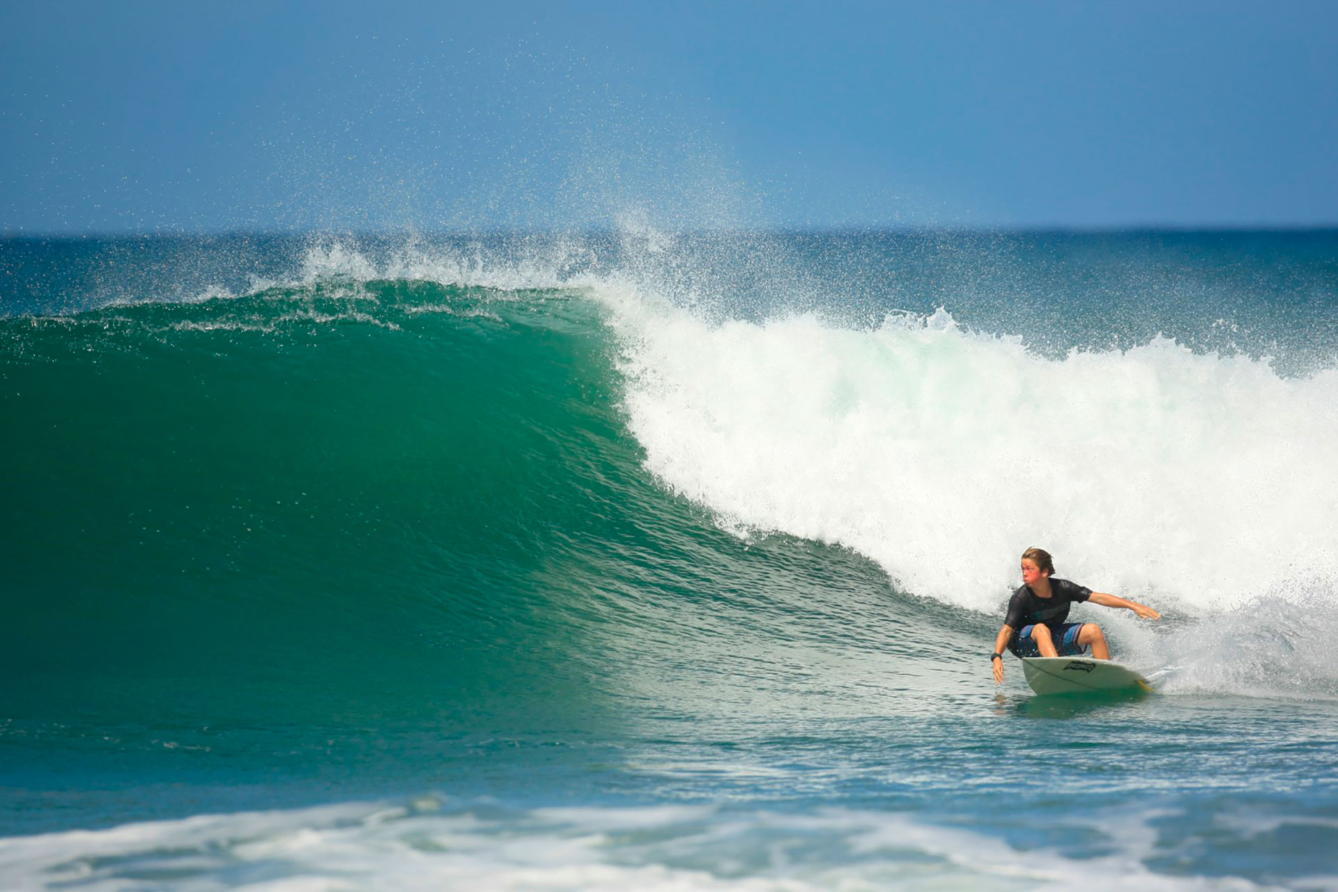 Hacienda Pinilla Little Hawaii Surf