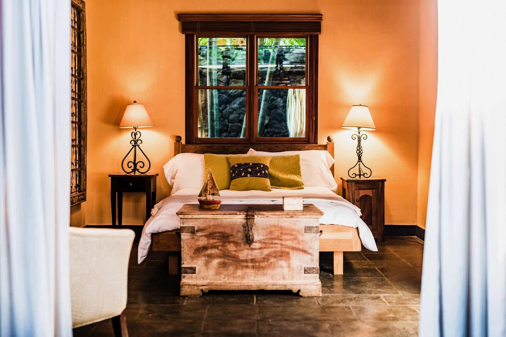 Luxury in the tropics