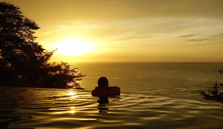 Enjoy the most amazing sunsets