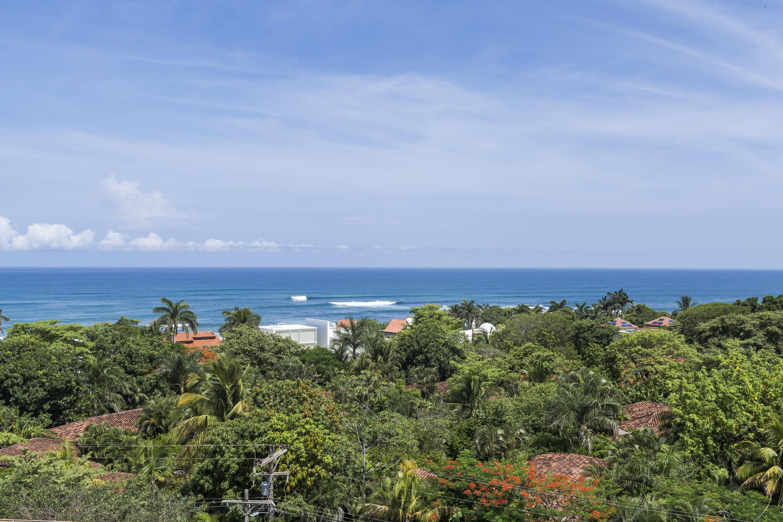The view from the principal balcony of Vistas del Mar