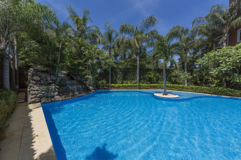 Resort pool on the property
