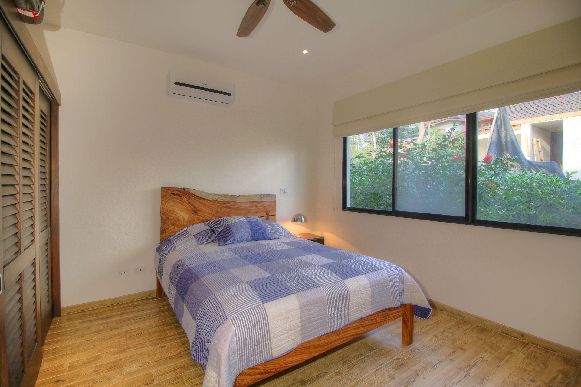 Guest bedroom at Casa Salvador
