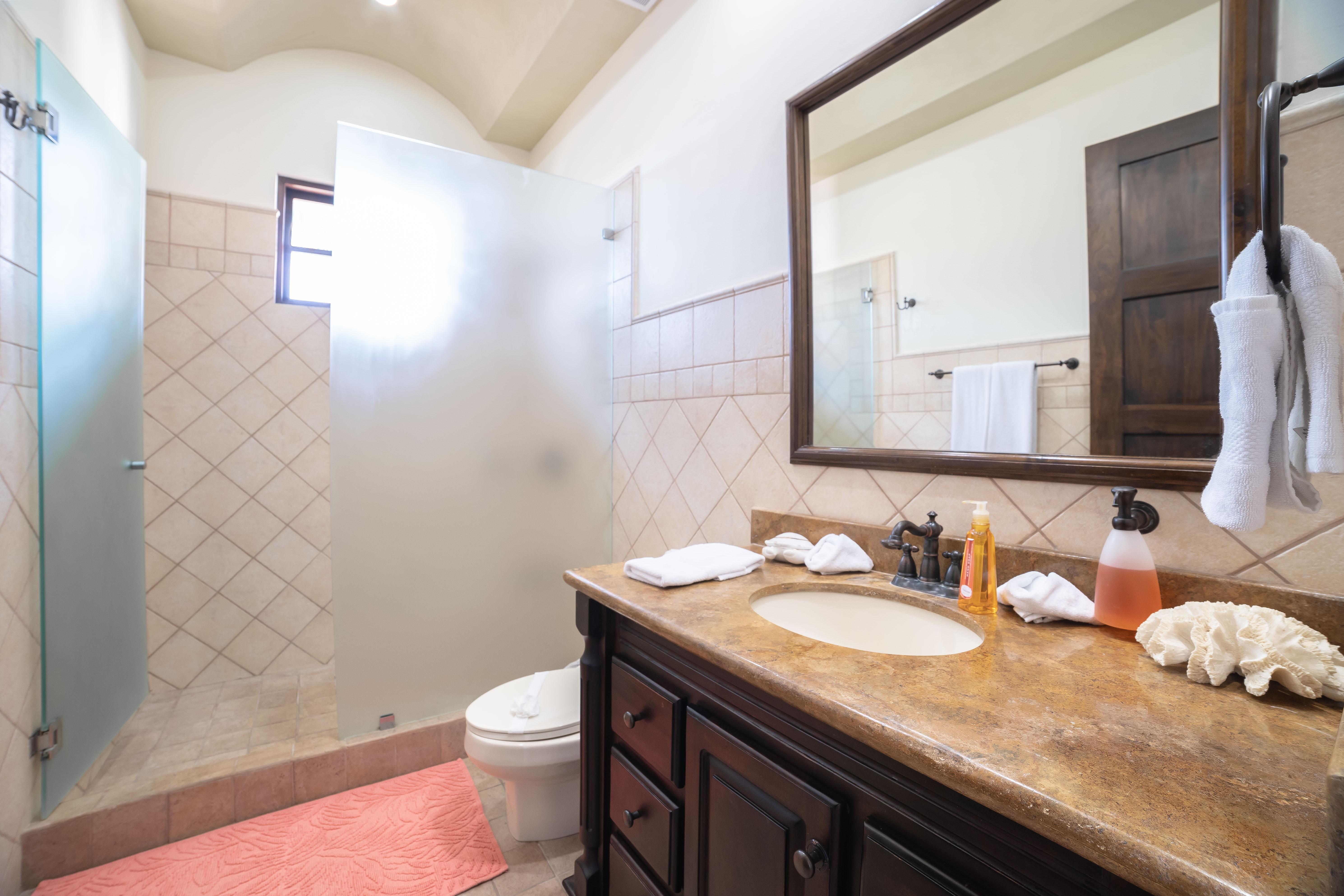 Gorgeous full bathroom