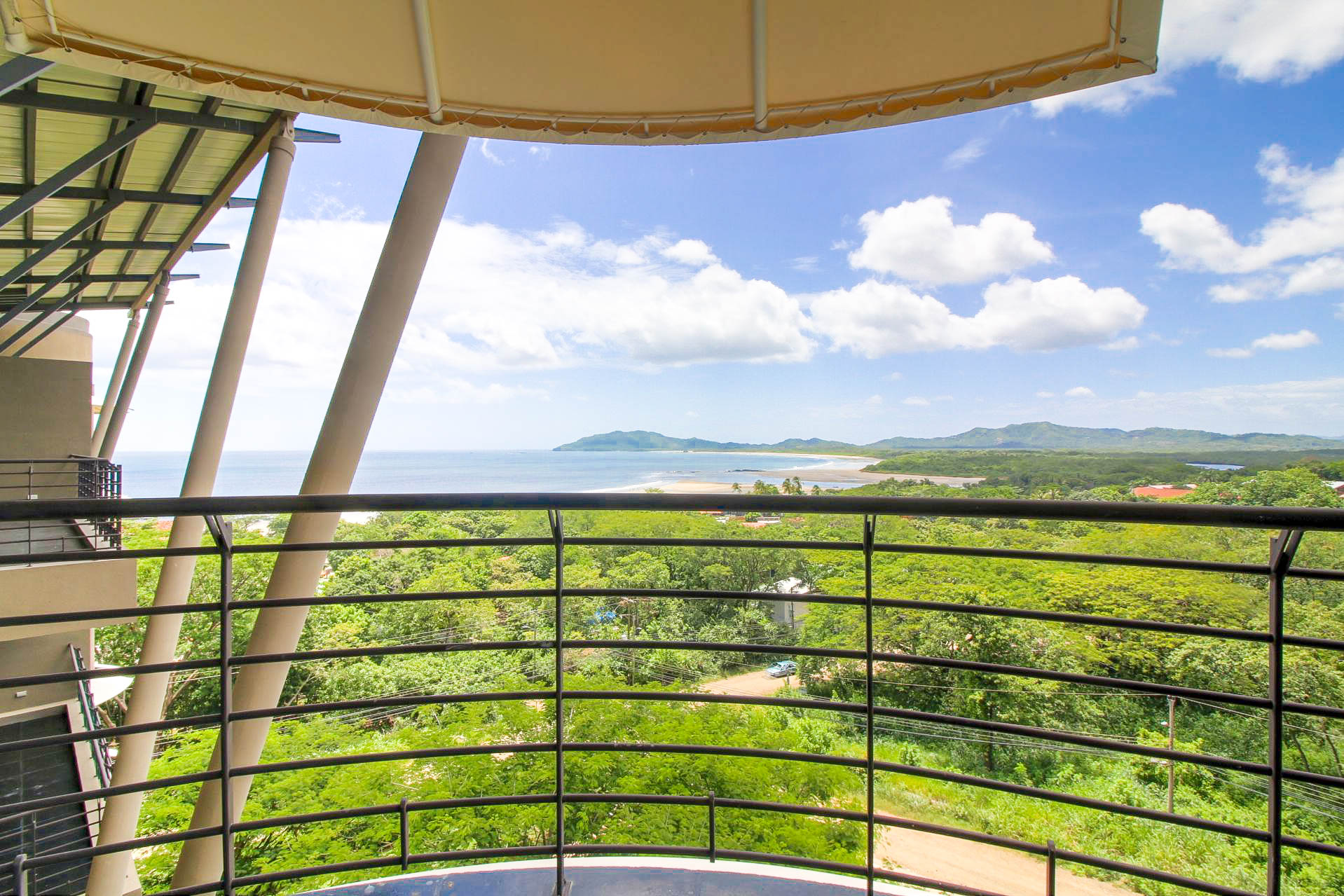 Spectacular view of Tamarindo and Playa Grande