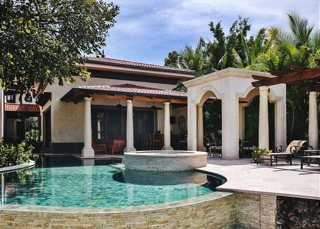 Casa Serena is an exquisite vacation rental home