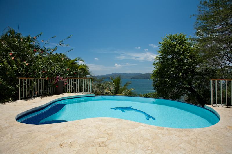 A tropical vacation dream come true