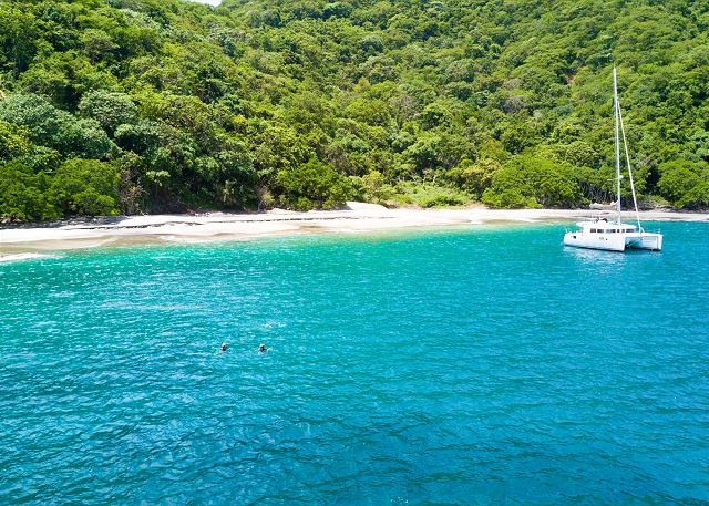 Come snorkel in some of the clearest water around