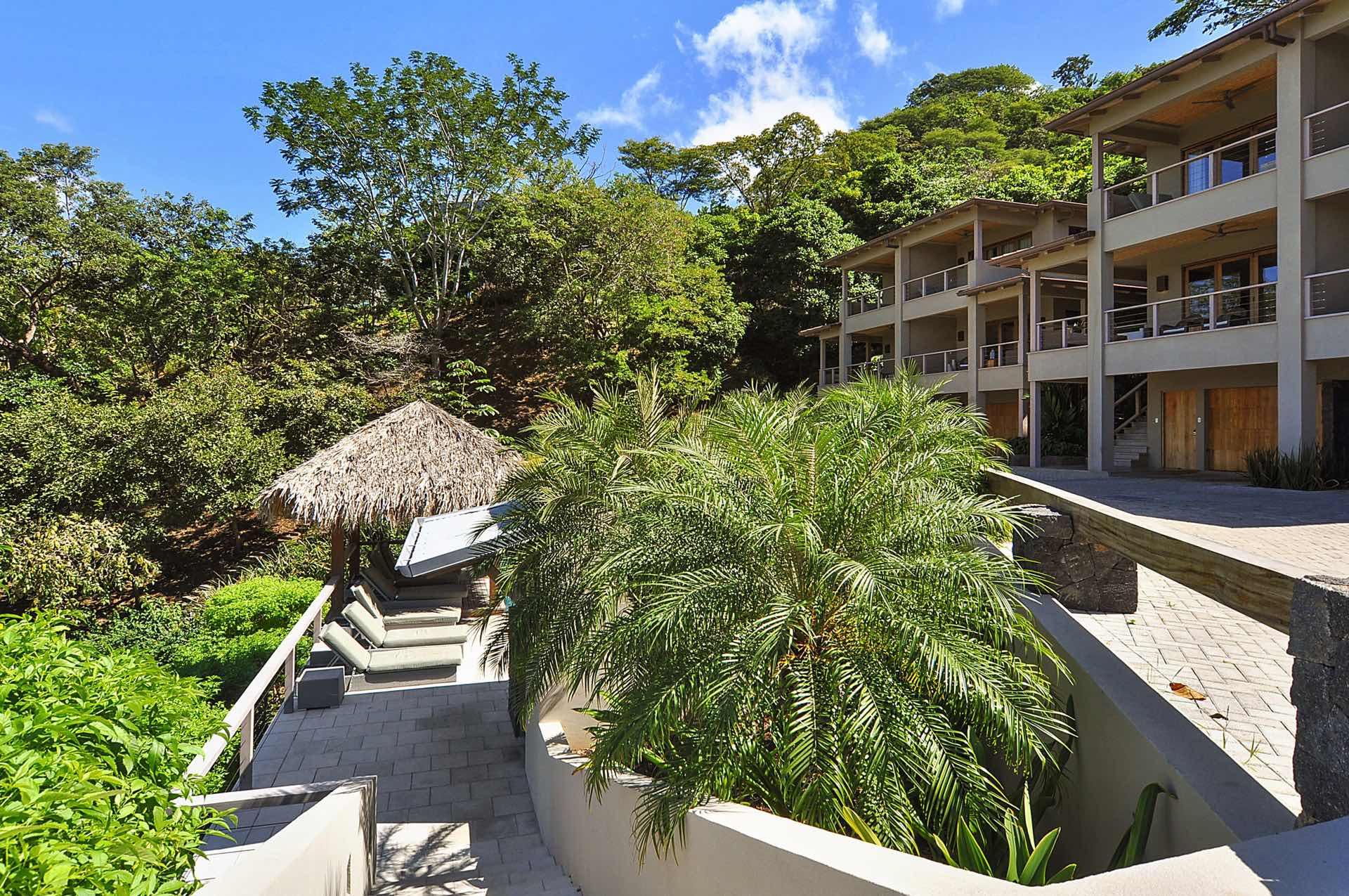 The Las Mareas Villas community