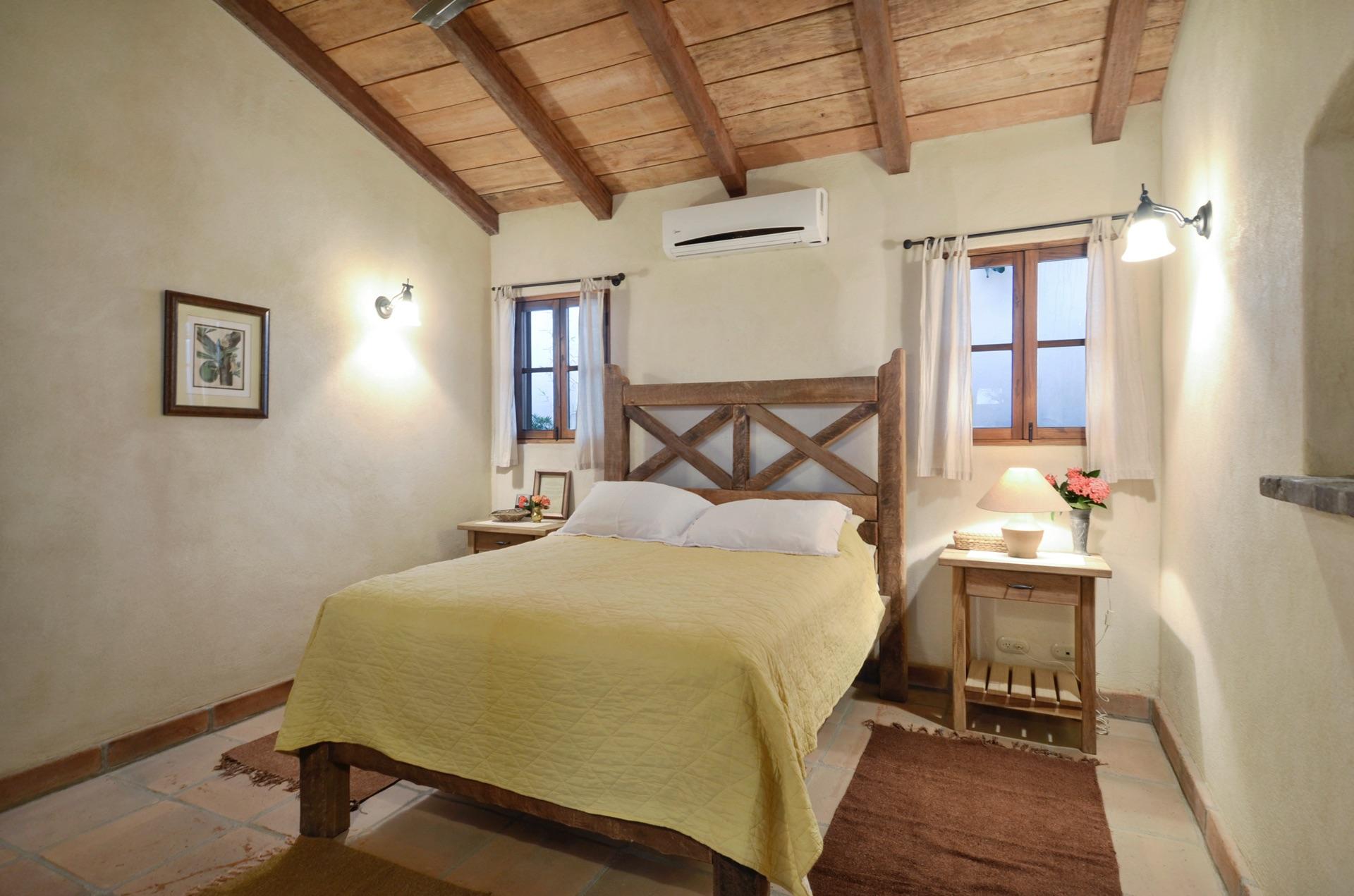Bedroom at Hacienda del Pacifico