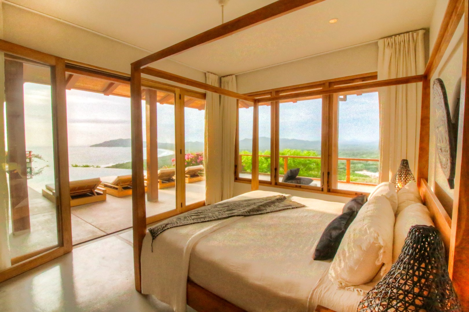 The best views right from your bedroom