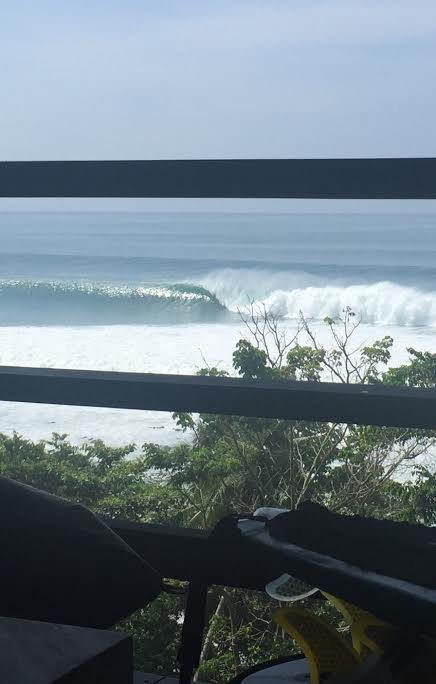 Swell hit last year for some incredible uncrowded waves!