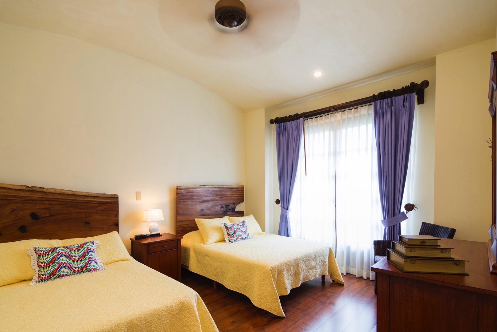 Bedroom with Queen Beds (2)