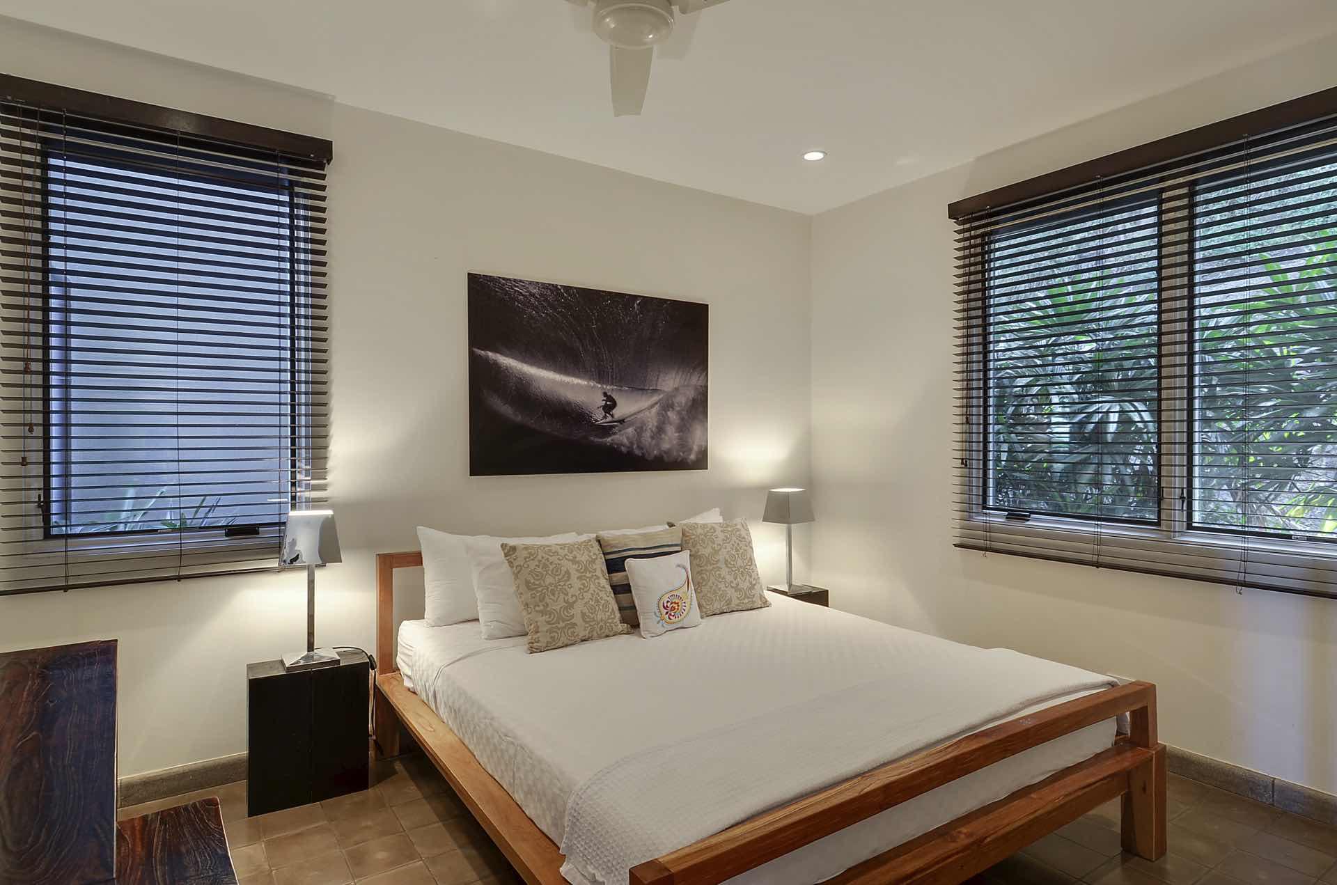 Guest bedroom, Villa 3