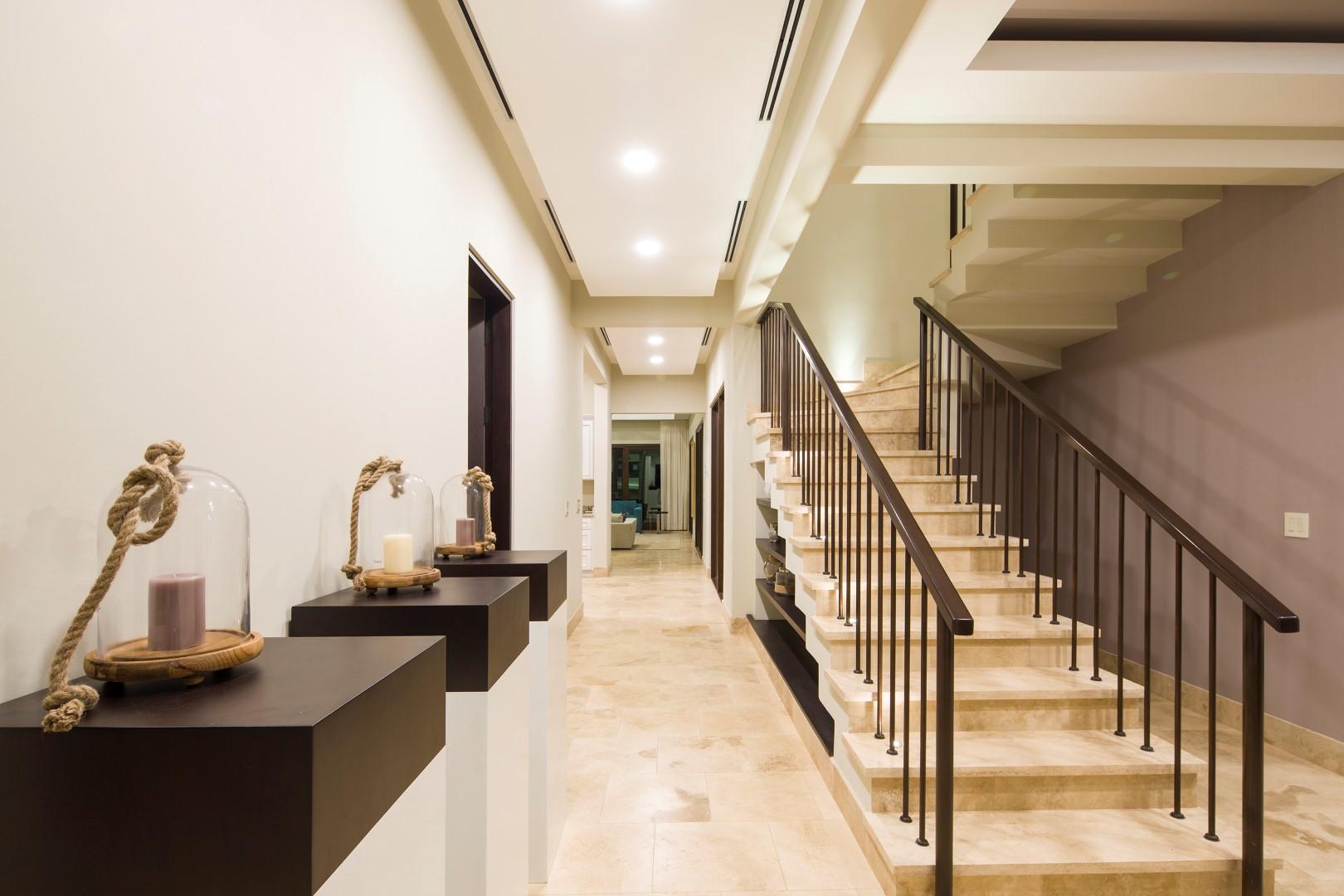 Hallway to paradise!
