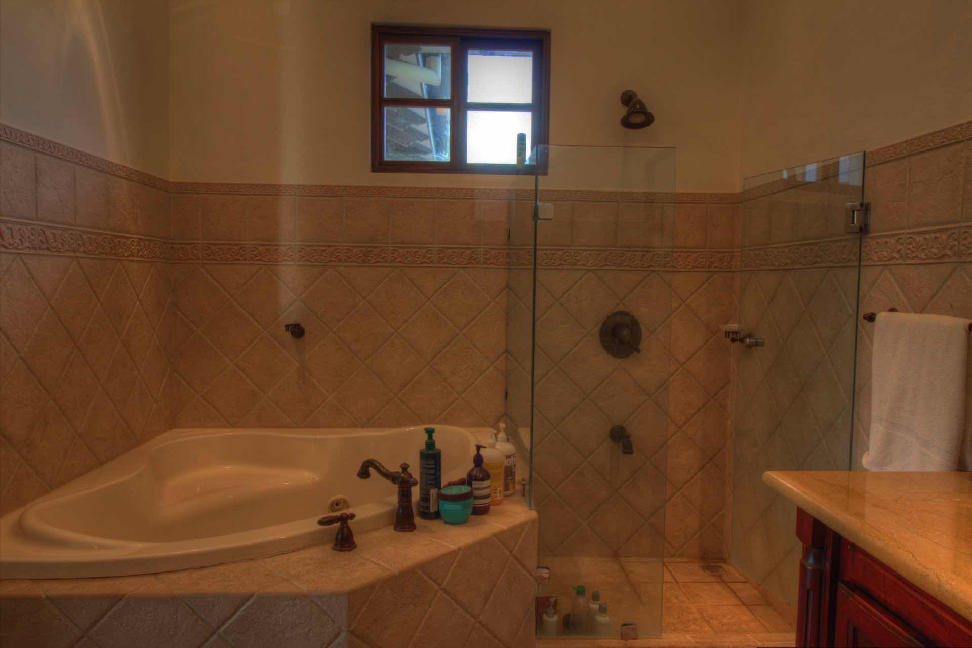 Tub and shower, we got you covered!