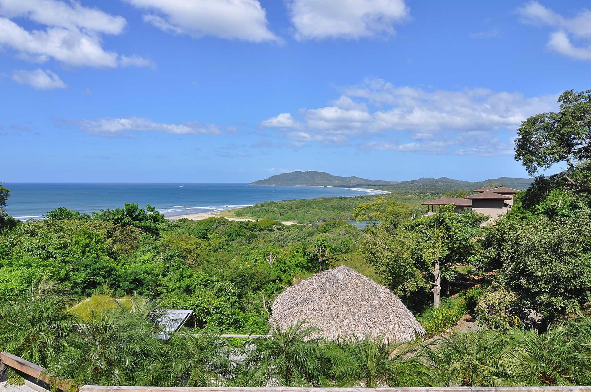 Tamarindo Bay and the Las Baulas estuary
