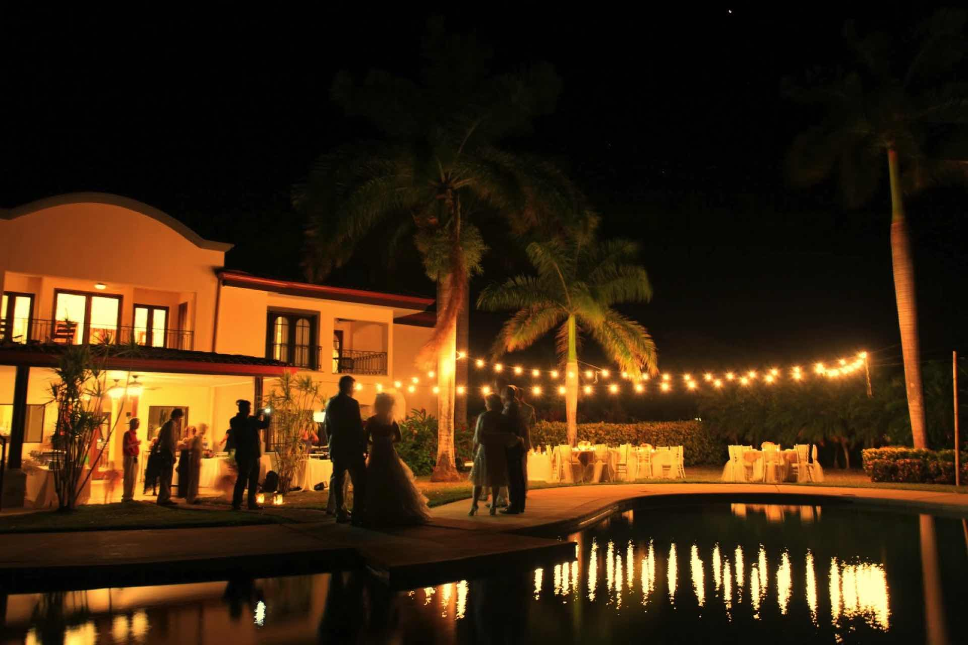 Villa Tranquila is an amazing venue for all types of events