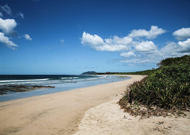 Beach Access at Hacienda Pinilla Beach Club