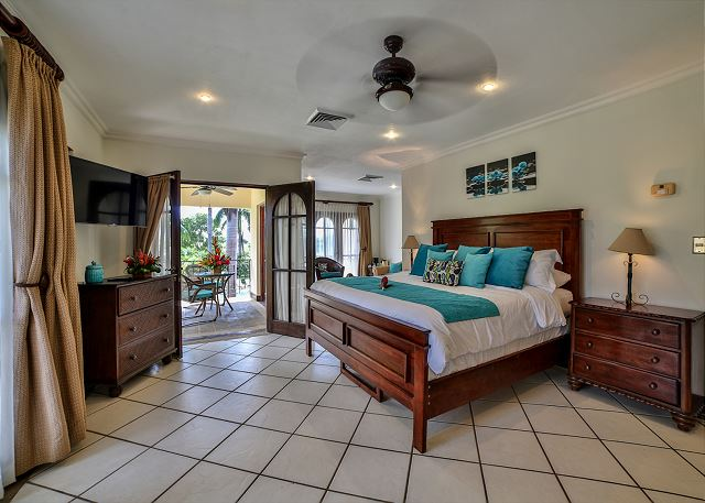 Beautiful hardwood bed frames in every room