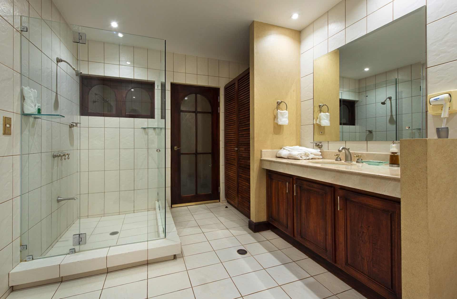 Bathroom rentals