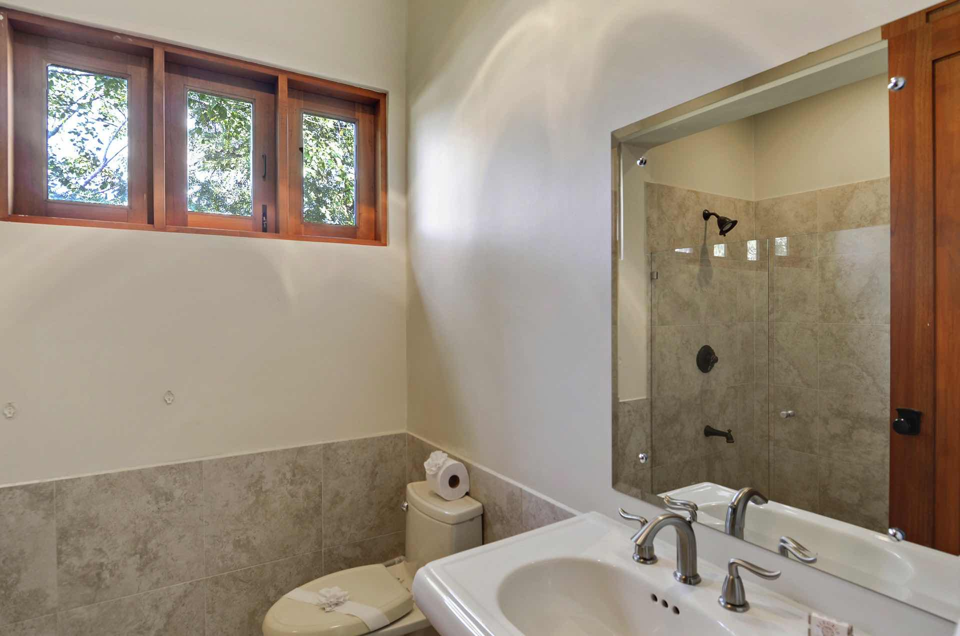 Bath at Casa Oasis