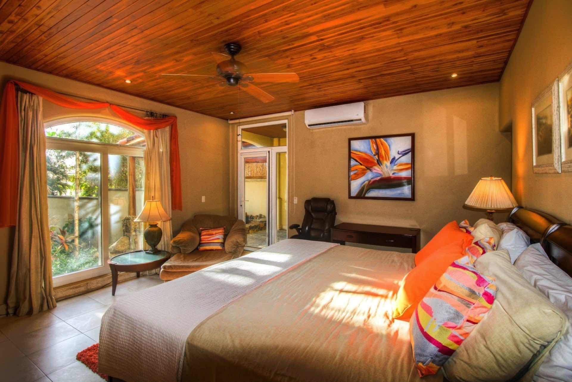 Luxury suite on ground floor
