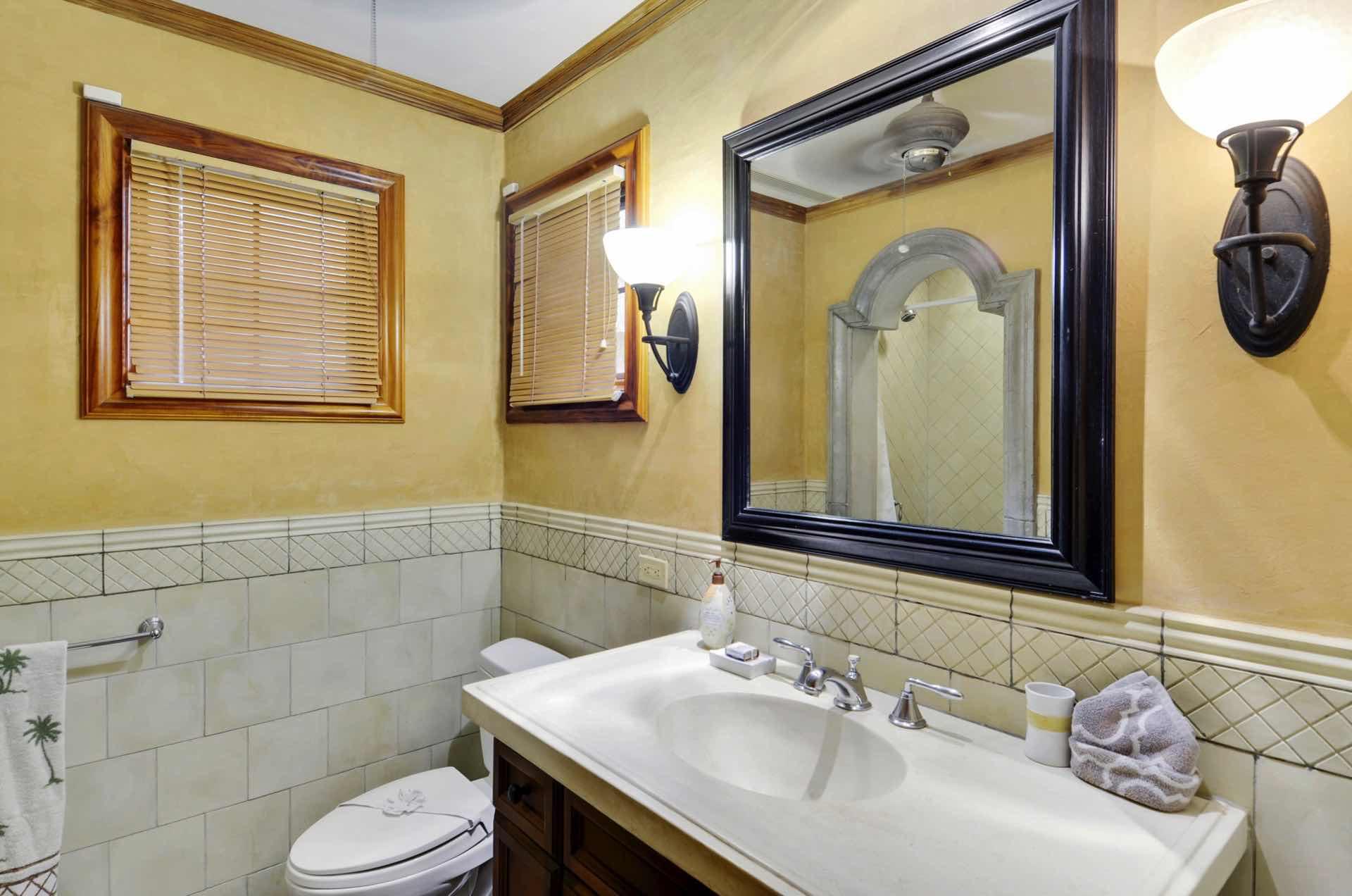 2nd Bedroom Bathroom View