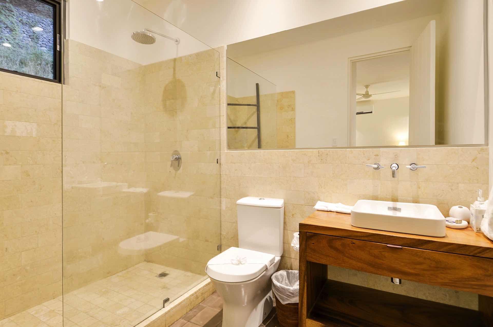 Modern design luxury bath