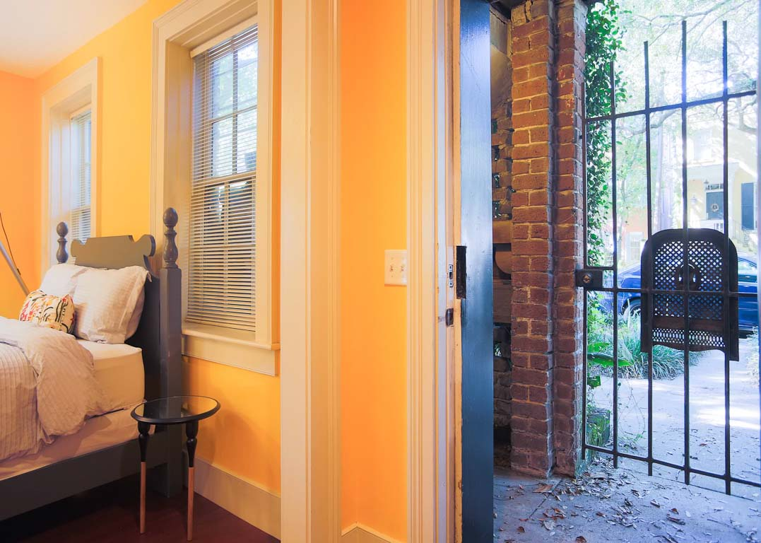 Southern Soul Garden Savannah Rentals Lucky Savannah