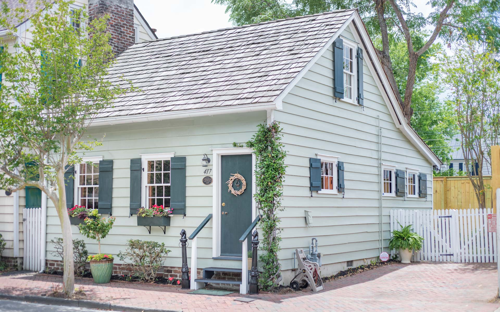 Vacation Rentals Savannah Ga >> Freeman S Cottage Savannah Rentals Lucky Savannah