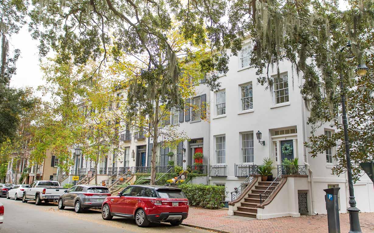 The Park House 2b Savannah Rentals Lucky Savannah