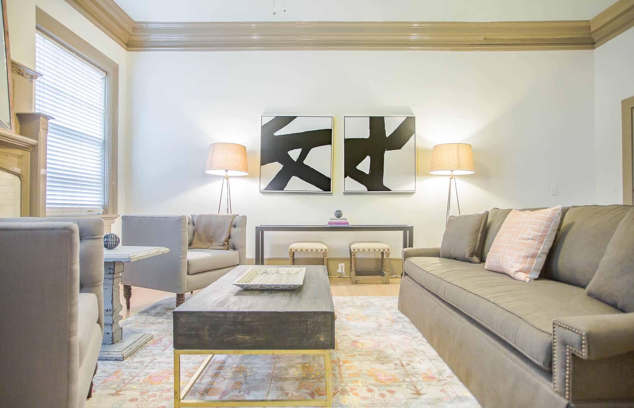 Drayton Place One Bedroom | Savannah Rentals | Lucky Savannah
