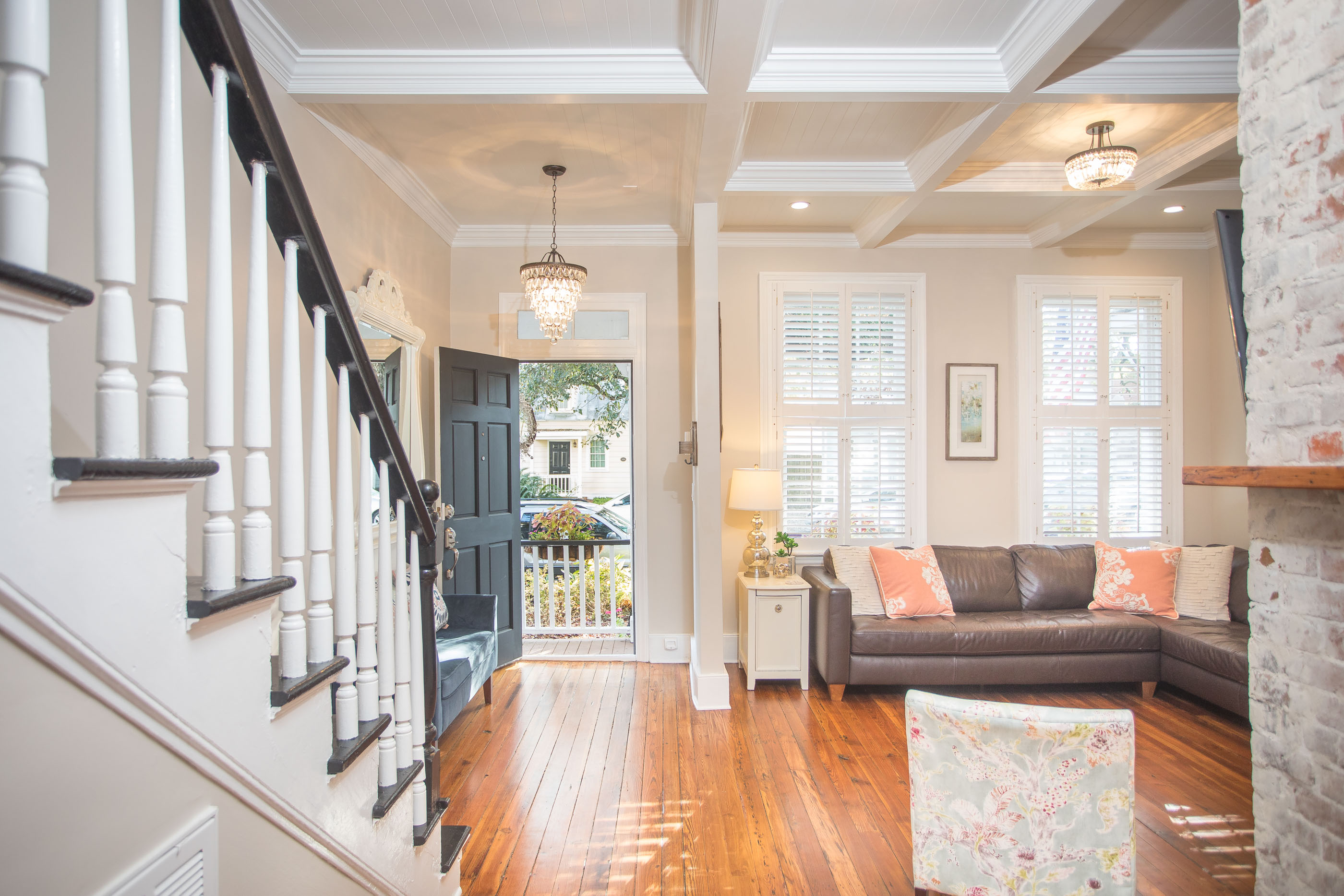 Allure on Jones | Savannah Rentals | Lucky Savannah