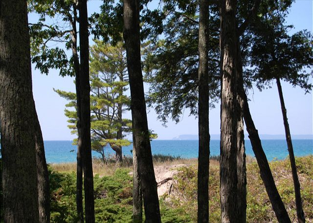 View of Manitou Island