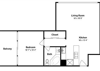 Island Colony Floor Plan