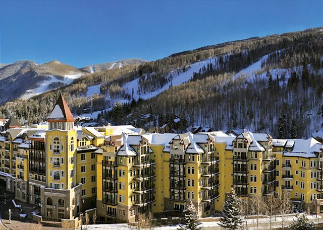 Ritz Carlton Vail ~ 2 Bedroom