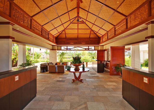 Grand Lobby at Ko Olina