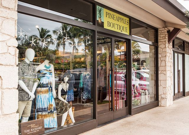 Incredible Shopping at Ko Olina