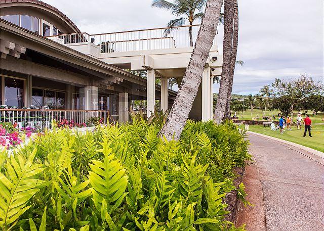 Ko Olina Golf Clubhouse