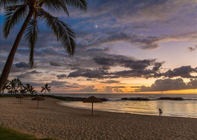Sunset in Ko Olina