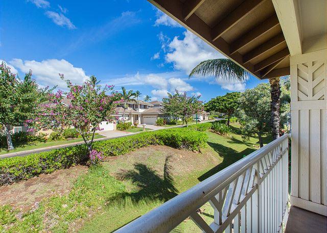 Lanai View 1