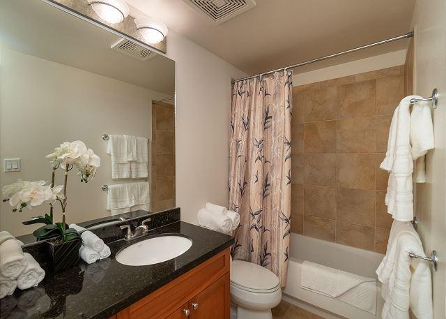 2nd Bathroom on main floor by 2nd bedroom